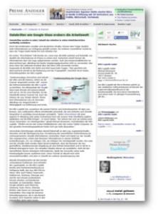 Presse Anzeiger 1