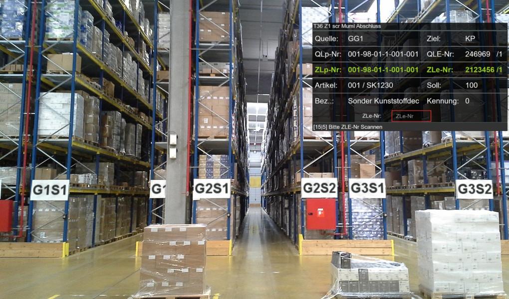 Lagerverwaltung KBU-Logistik